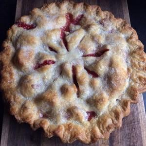 Pies are always in season here!